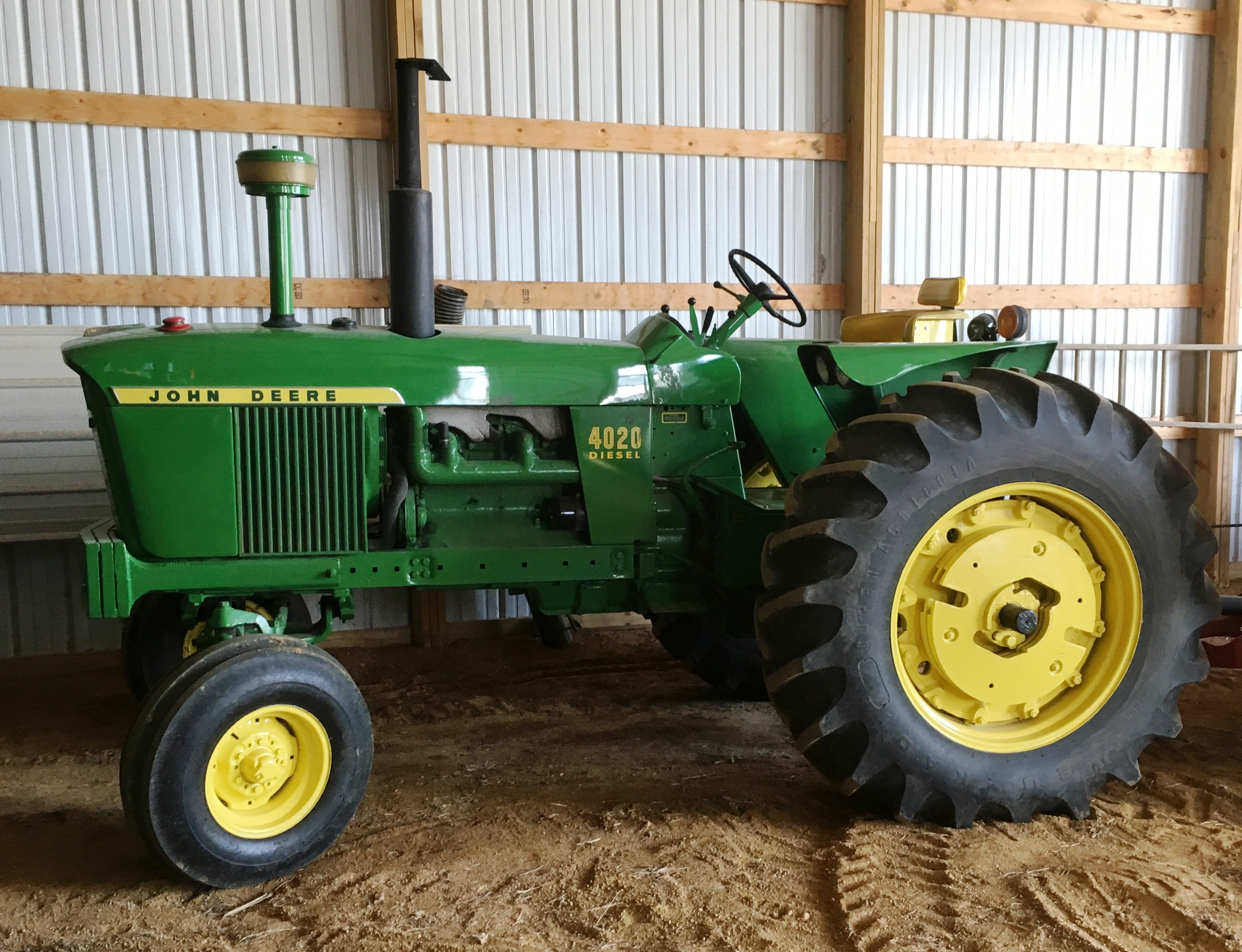 4020 tractor